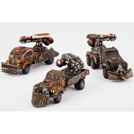 Dropzone Commander Resistance Freeriders Hawk Wargames 10mm