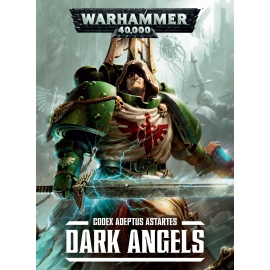 Codex: Dark Angels - Softback