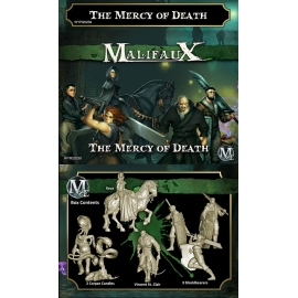The Mercy Of Death - Reva Box Set