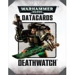 Datacards: Deathwatch -English - 7th Edition