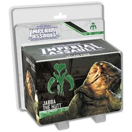 Jabba the Hutt Villain Pack