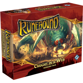 Caught in a Web Scenario Pack: RuneBound 3rd Edition