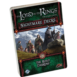 The Road Darkens Nightmare Deck