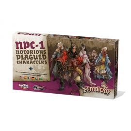 Special Walkers 1 Zombicide Black Plague