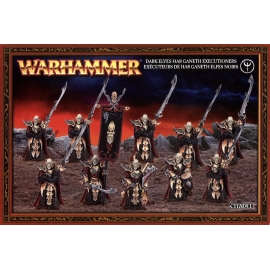 Dark Elf Har Ganeth Executioners