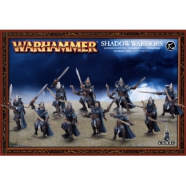 High Elves Shadow Warriors