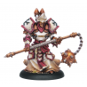 High Exemplar Kreoss Protectorate of Menoth Warcaster
