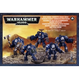 Space Marine Assault Terminators