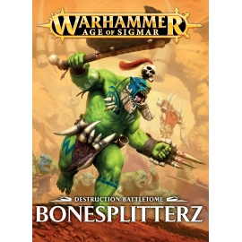 Battletome: Bonesplitters Softback