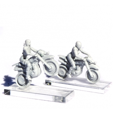 Hunters Bikes - Outriders