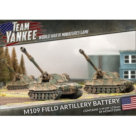M109 Field Artillery Battery
