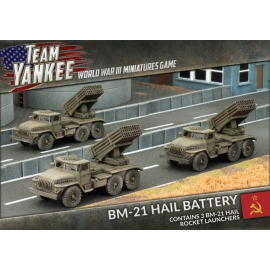 BM-21 Hail Rocket Launcher