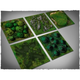 Terrain Tiles Set - Midland Nature