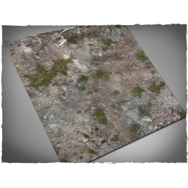 4ft x 4ft, Medieval Ruins Theme Cloth Game Mat