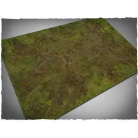 4ft x 6ft, Muddy Fields Theme Mousepad Game Mat