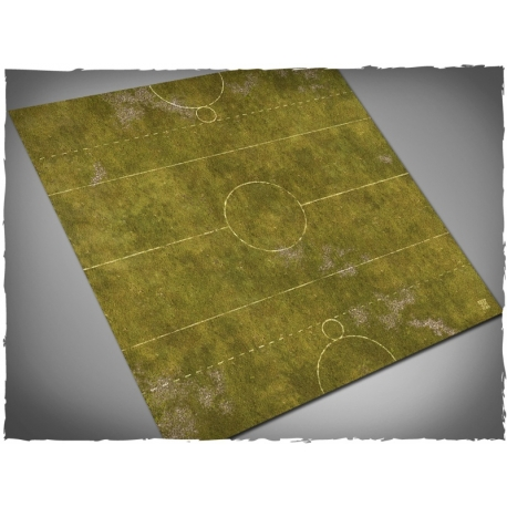 3ft x 3ft, Plains Theme Guild Ball Mousepad Game Mat