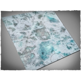 3ft x 3ft, Frostgrave Theme Guild Ball PVC Game Mat