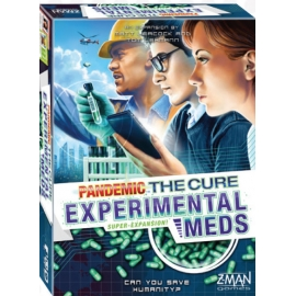 Experimental Meds: Pandemic: The Cure Expansion