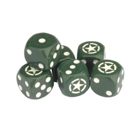 US Dice Set (6)