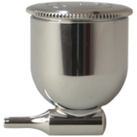 1/3oz (9.3ml) Metal Side Cup + Lid for TR