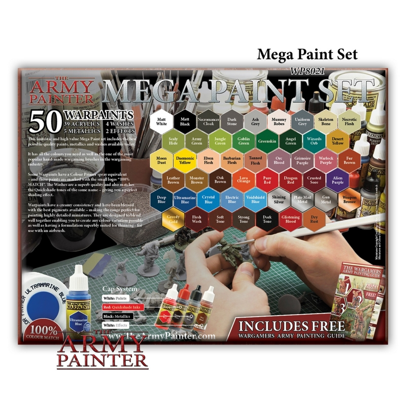 Army Painter Spray Paint Guide