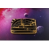 Space Fighter Manouver Tray - Black
