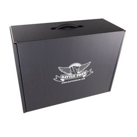 Battle Foam Eco Box Empty (Stone Black)