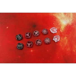 Space Fighter Markers Special (10)