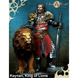 Keynan, King of Lions