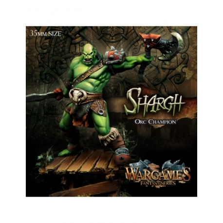 Shargh Orc Champion