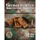 German Supplies: Ammo Boxes And Ammunition 2
