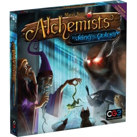 The King's Golem: Alchemists Expansion