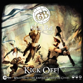 Kick Off! Guild Ball Starter Set