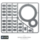 Bolt Action 2nd Edition Templates