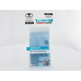 UG Precise-Fit Sleeves Resealable Japanese Size Transparent (100)