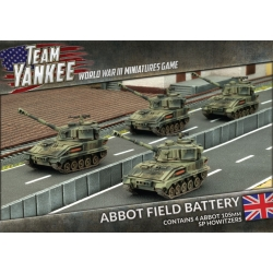 Abbot Field Battery (x4)