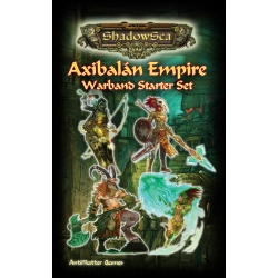 ShadowSea Axibalan Empire Warband Starter Set