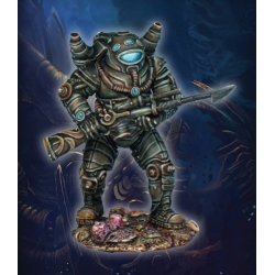 Armored Dive Soldier