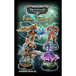 Dark Mariners Warband Starter Set