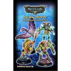 Scaly Horde Warband Starter Set