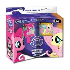 My Little Pony Collectible Card Game - 2-Player Starter Set