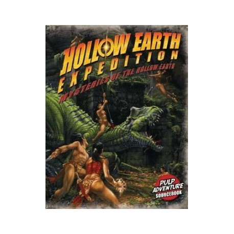 Mysteries of the Hollow Earth