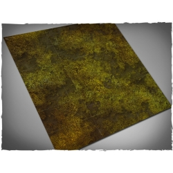 3ft x 3ft, Swamp Theme Malifaux Cloth Game Mat