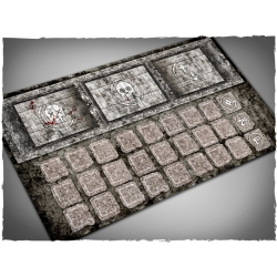 Fantasy Football Field Dugout Mousepad