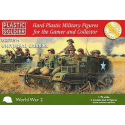 1/72nd British Universal Carrier