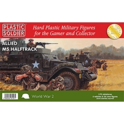 1/72nd M5 Halftrack