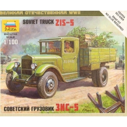 1/100th (15mm) Russian Zis 5 truck