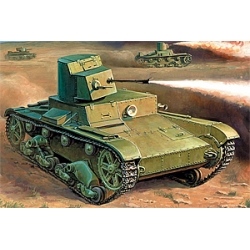 1/100th (15mm) Russian OT26 Flamethrower Tank