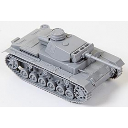 1/100th Panzer III Flamethrower