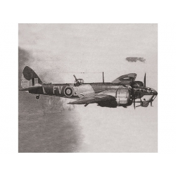 1/200th British Blenheim Light Bomber
